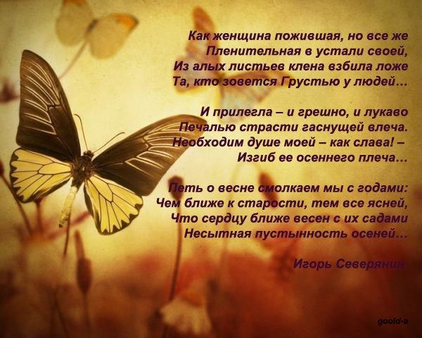 про неё стихи: