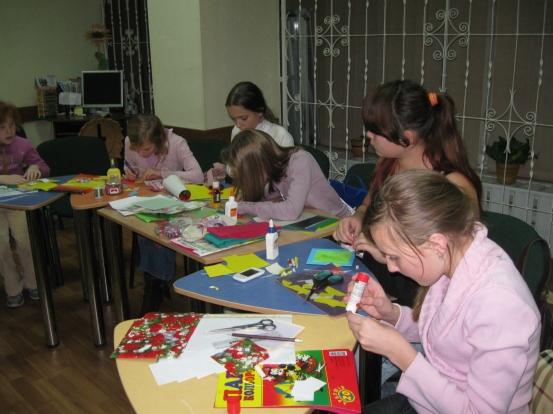 Стильная штучка: мастер-класс по новогодним открыткам